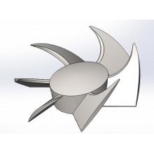 Вентилятор  фена  Rowenta